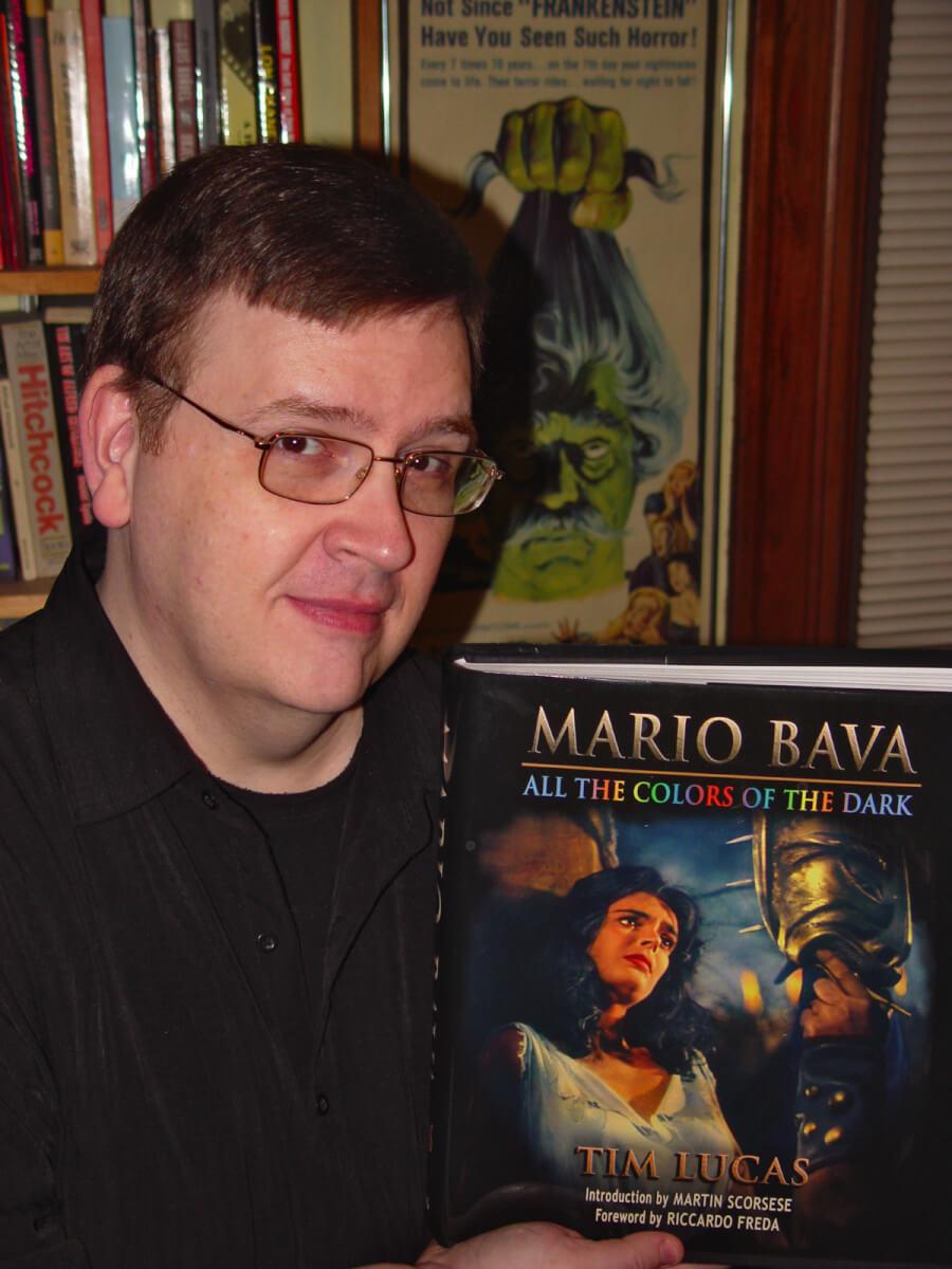 03 Tim Lucas - Entrevista EXCLUSIVA com o crítico norte-americano Tim Lucas, especialista na obra de Mario Bava