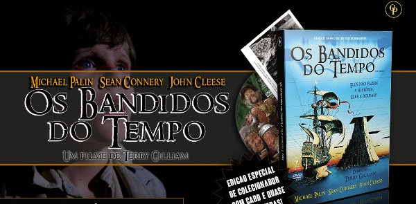 "OS BANDIDOS DO TEMPO - Sétima Arte em Cenas - ""Os Bandidos do Tempo"", de Terry Gilliam"