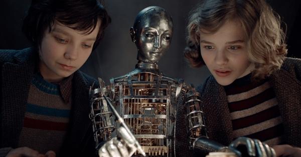 hugo 1 - Os Melhores Filmes do Ano - 2012
