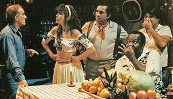 casamento 02 - TOP - Os 5 Melhores Filmes dos Trapalhões