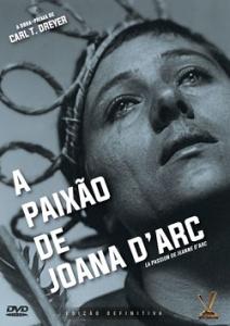 "joana darc dvd - ""A Paixão de Joana D'Arc"", de Carl T. Dreyer"