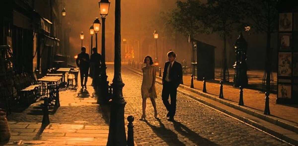 "midnight in paris1 - TOP - Os 50 filmes dirigidos por Woody Allen (para o site norte-americano ""Taste of Cinema"")"