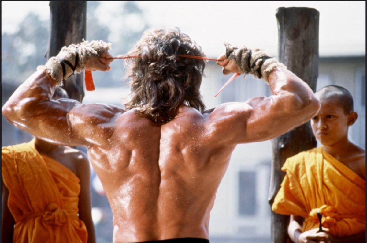 "rambo - ""Rambo 3"", de Peter MacDonald, na NETFLIX"