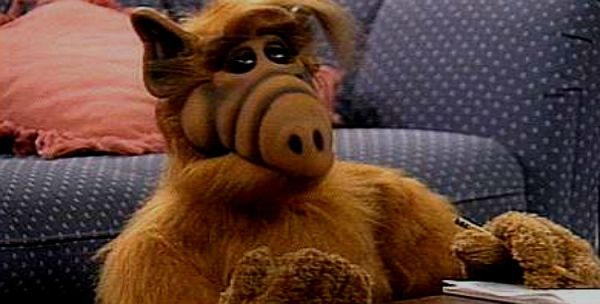 alf - TOP - As Séries de TV Que Marcaram a Minha Vida