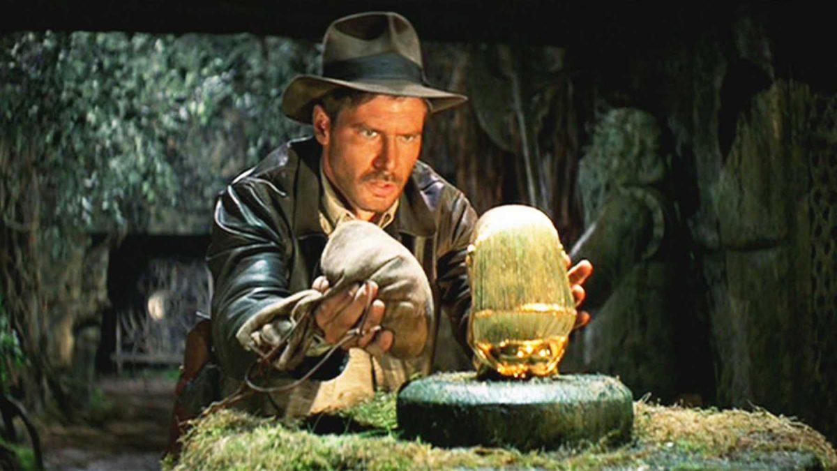 """Raiders Of The Lost Ark scaled - """"Os Caçadores da Arca Perdida"""", de Steven Spielberg, na NETFLIX"""