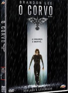 """o corvo28229 - """"O Corvo"""", de Alex Proyas"""