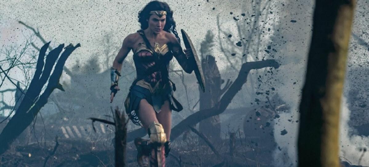 "Wonder Woman No Mans Land28640x290291 - ""Mulher-Maravilha"", de Patty Jenkins, na NETFLIX"