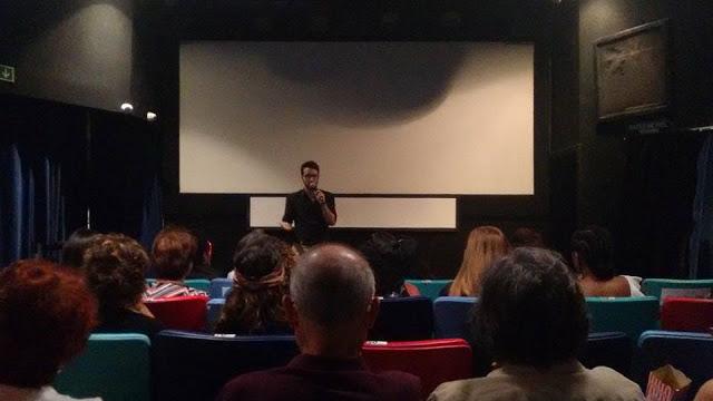 """21616464 2349451218613923 1241564973871858863 n - Palestra """"O Cinema por Octavio Caruso"""" e exibição do curta """"Se"""" no Cine Joia (Copacabana - RJ)"""