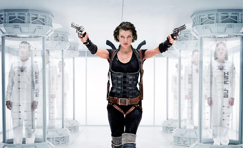 """Resident2BEvil2BAfterlife - O charme da hexalogia """"Resident Evil"""""""