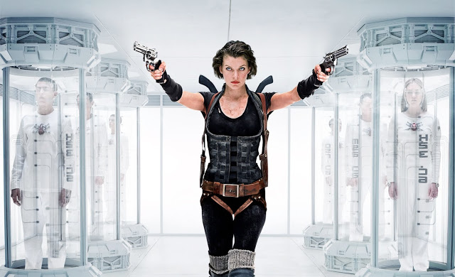 "ResidentEvilAfterlife - Guilty Pleasures - A hexalogia ""Resident Evil"""