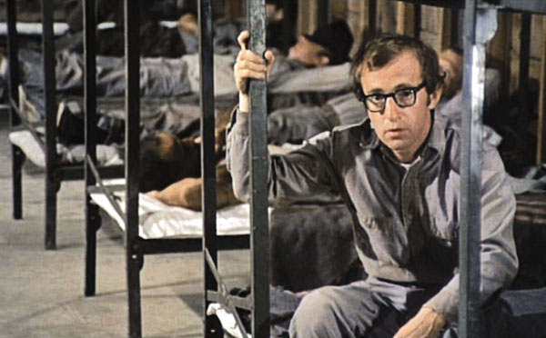 "Virgil - TOP - Os 50 filmes dirigidos por Woody Allen (para o site norte-americano ""Taste of Cinema"")"