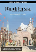"""czar saltan dvd - """"O Conto do Czar Saltan"""", de Aleksander Ptushko"""