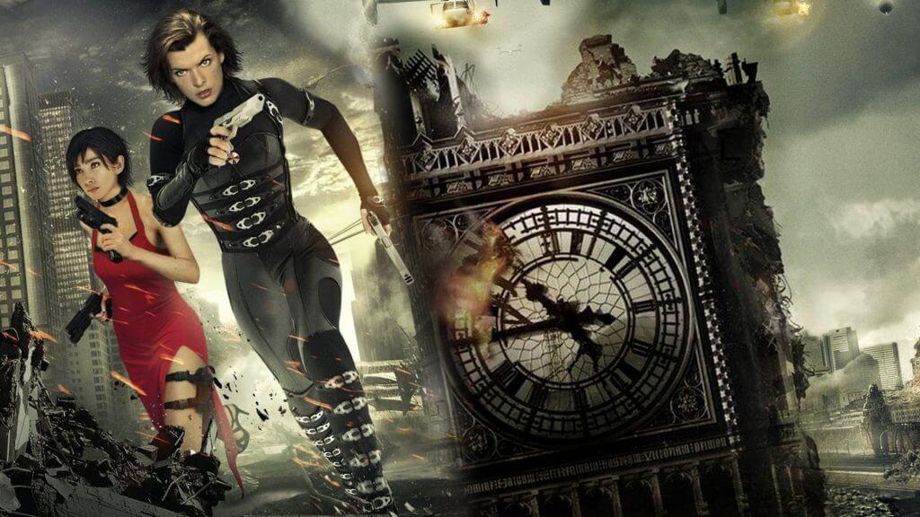"""qBFghEBzPKvWUAWD2ABumbVOoW8 1024x576 - O charme da hexalogia """"Resident Evil"""""""