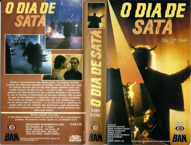 """Digitalizar0006 - Rebobinando o VHS - """"O Dia de Satã"""", de Ferde Grofé Jr."""