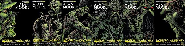 """mp1 - Ciclo de Adaptações de Quadrinhos - """"Vampirella"""" e """"O Monstro do Pântano"""""""