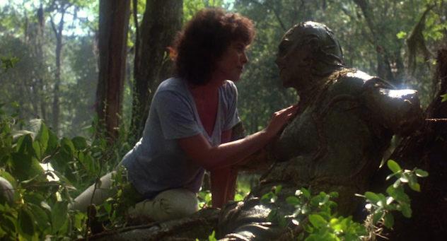 """swamp love 632x341 - Ciclo de Adaptações de Quadrinhos - """"Vampirella"""" e """"O Monstro do Pântano"""""""