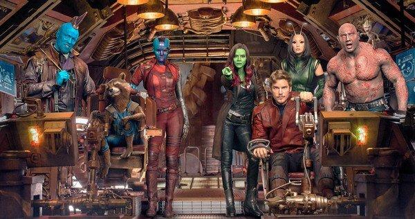 Guardians Galaxy 2 Movie Review 2 - Todos os filmes da Marvel Studios, do Pior ao Melhor