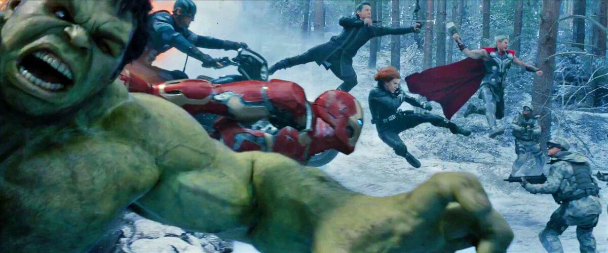 avengers age of ultron tv spot 21 - Todos os filmes da Marvel Studios, do Pior ao Melhor