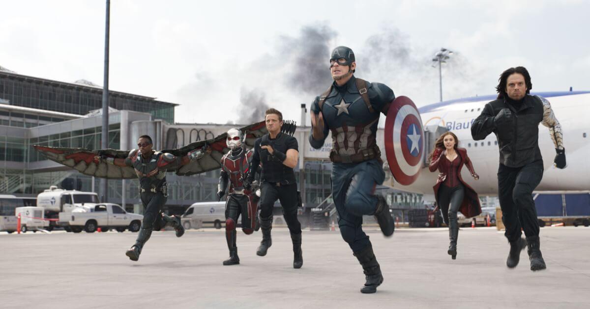 capamfight - Todos os filmes da Marvel Studios, do Pior ao Melhor