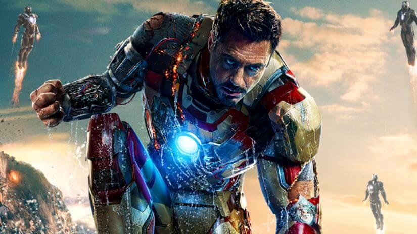 iron man 3 robert downey jr - Todos os filmes da Marvel Studios, do Pior ao Melhor