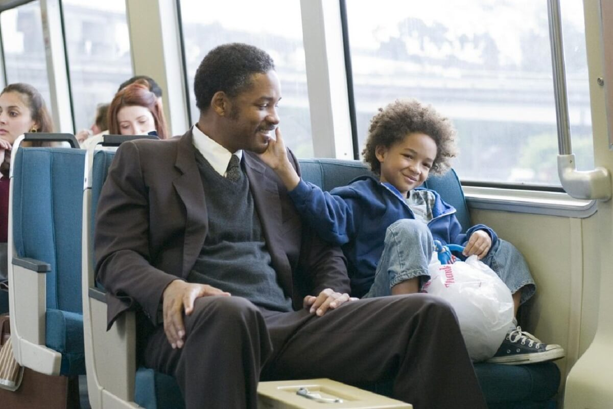 the pursuit of happyness 1068x712 - 6 filmes que celebram o poder da resiliência