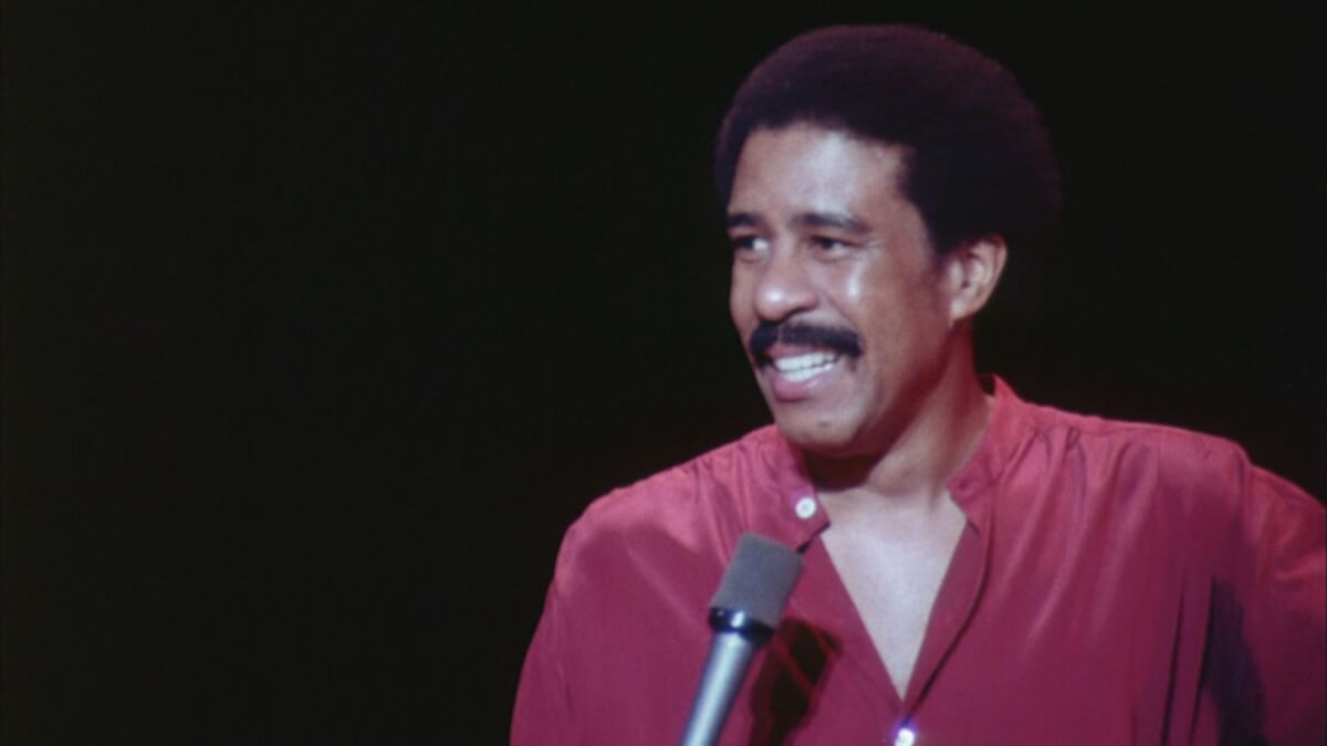 Richard Pryor Live in Concert 1979 - 3 filmes e 2 shows na NETFLIX para animar o seu final de semana