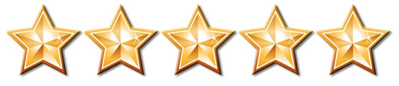 """stars1 - Crítica da minissérie """"Chernobyl"""", de Craig Mazin"""