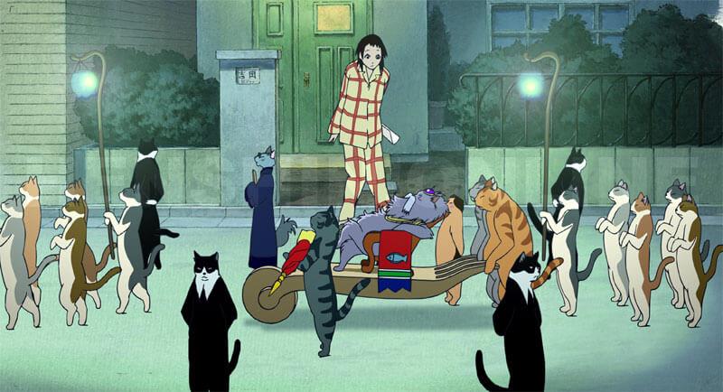 the cat returns - Filmes em que animais roubam a cena e, acredite, roubarão seu coração