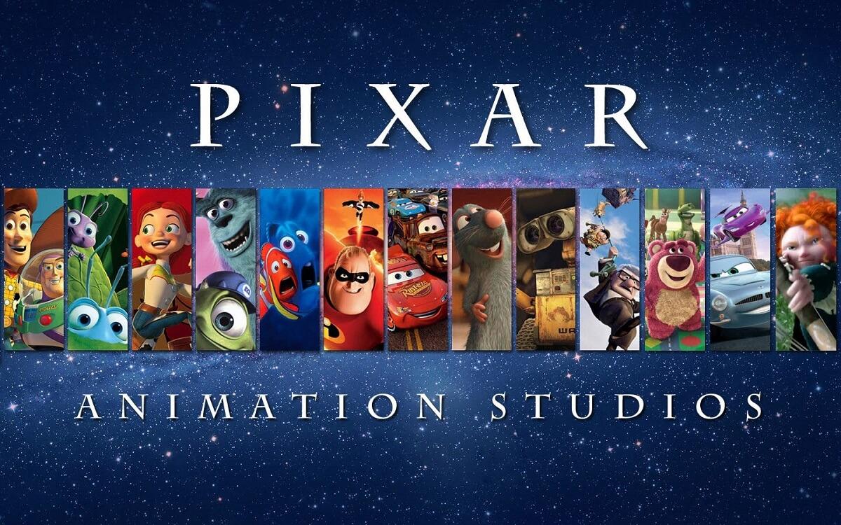 Pixar works of art - TODOS os filmes do estúdio PIXAR, do PIOR ao MELHOR