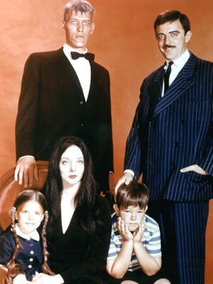 "lurch 3041969a - Crítica nostálgica da clássica série ""A Família Addams"" (1964-1966)"