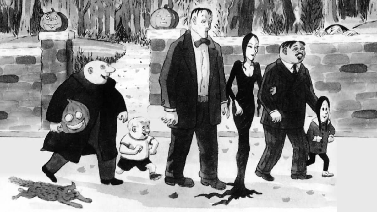 """maxresdefault 1 - Crítica nostálgica da clássica série """"A Família Addams"""" (1964-1966)"""