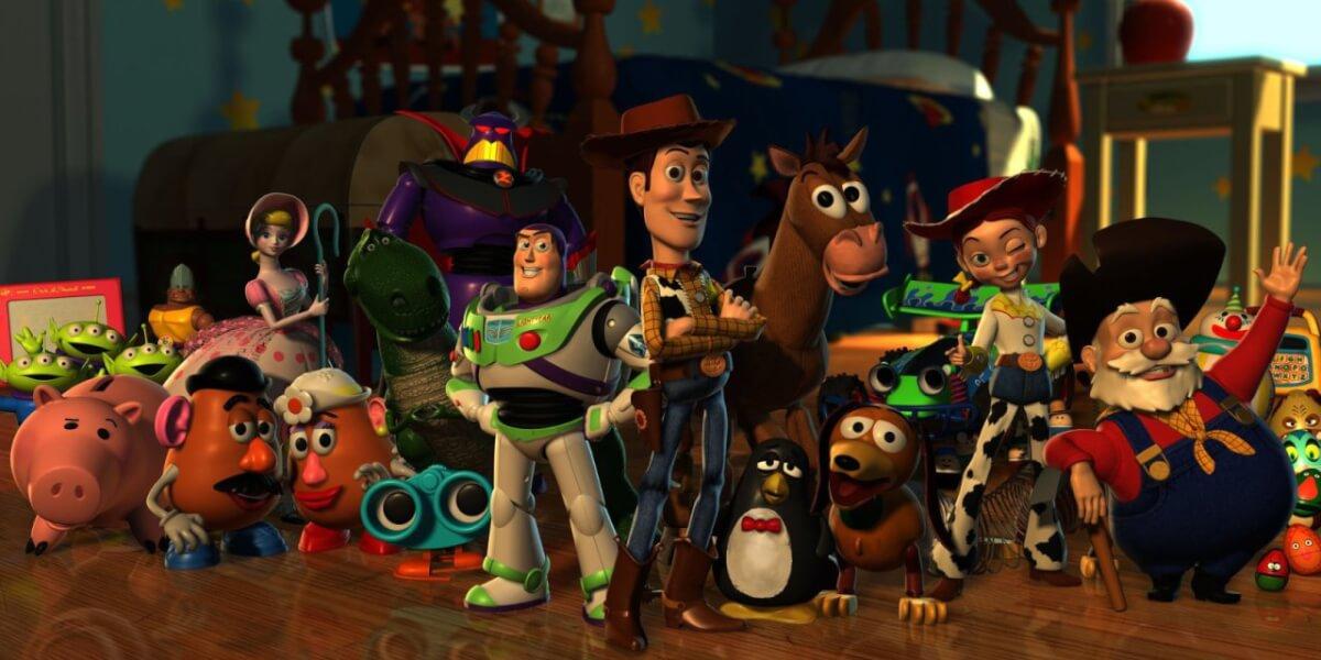 toy story 2 - TODOS os filmes do estúdio PIXAR, do PIOR ao MELHOR