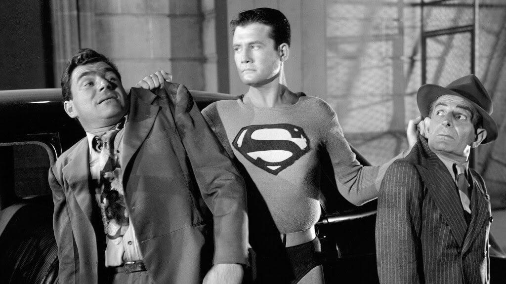 """GeorgeReeves1 965x543 - Os 8 melhores episódios da clássica série """"As Aventuras do Super-Homem"""" (1952-1958)"""