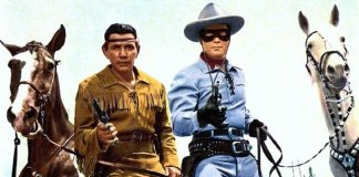 before he became the lone ranger on the tv series the lone ranger 1949 57 he was a lawman on the show with the texas rangers what was his name 324x160 -