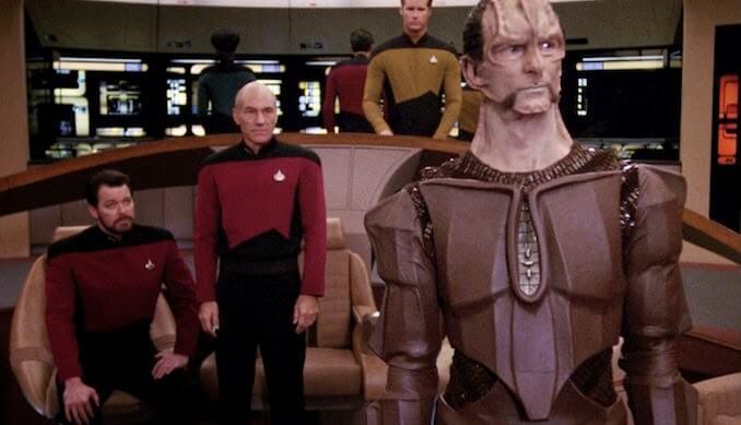 """thewounded - Os 28 melhores episódios da série """"Jornada nas Estrelas - A Nova Geração"""" (1987-1994)"""