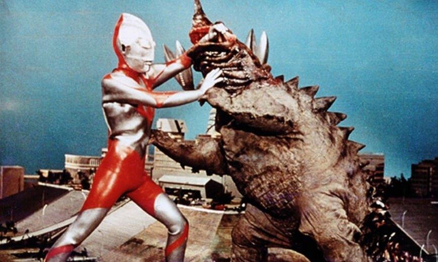 "1966 ultraman kaiju john 2 - Crítica nostálgica da clássica série japonesa ""Ultraman"" (1966-1967)"