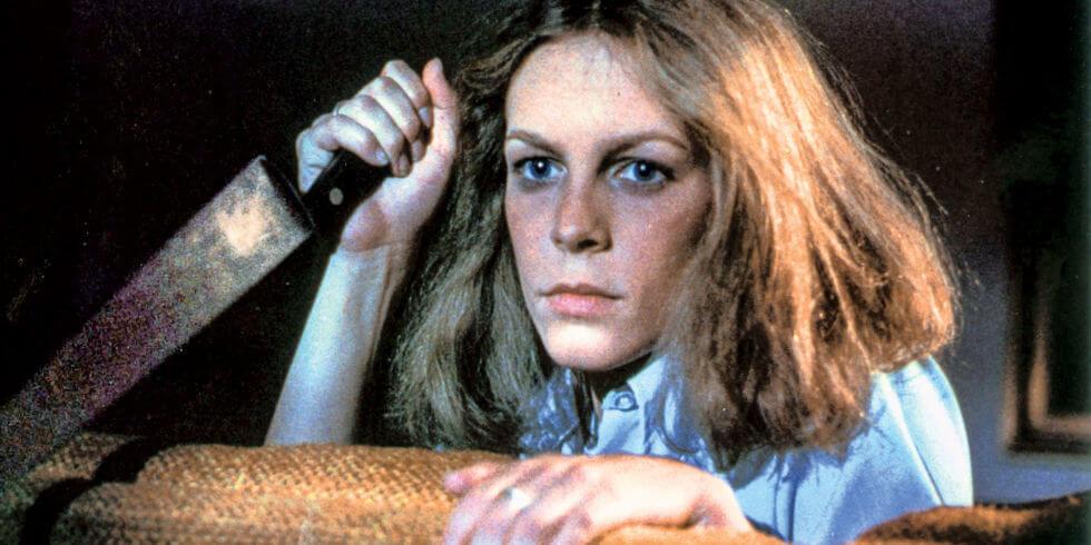 "landscape 1528373343 jamie lee curtis halloween 1978 - ""Halloween - A Noite do Terror"" (1978), de John Carpenter"