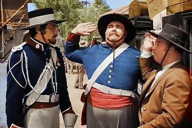 """06 Murieta garcia e bernardo - Crítica nostálgica da clássica série """"Zorro"""" (1957-1959)"""
