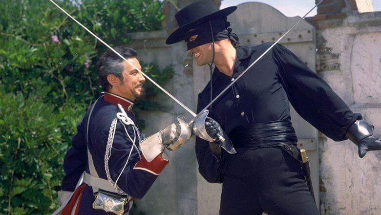"""1180w 600h 101017 zorro dateline disney 780x440 - Crítica nostálgica da clássica série """"Zorro"""" (1957-1959)"""