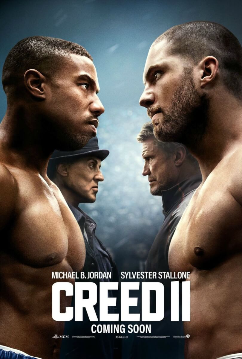 "52006 - Os novos cartazes de ""CREED 2"", o retorno de ROCKY BALBOA"