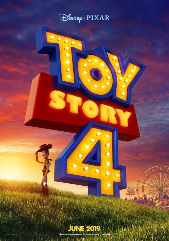 """DtGT1ZmW0AASOkw - NOVO cartaz de """"Toy Story 4"""" é revelado!"""