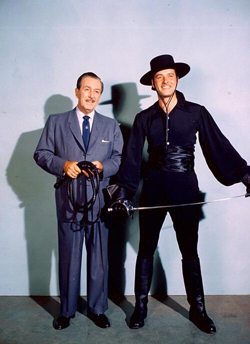 """Zorro01 blog - Crítica nostálgica da clássica série """"Zorro"""" (1957-1959)"""