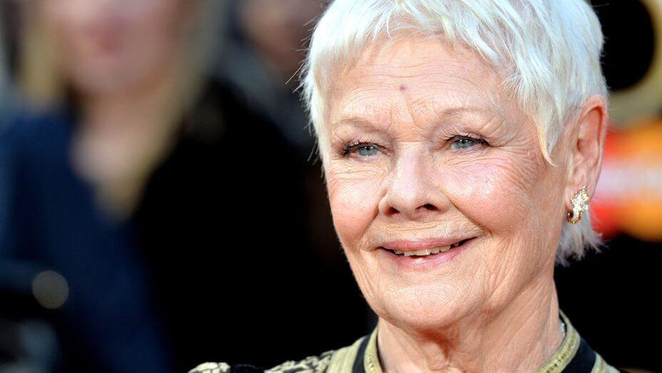 gettyimages 519326706 h 2017 - Judi Dench será homenageada por contribuição ao cinema britânico
