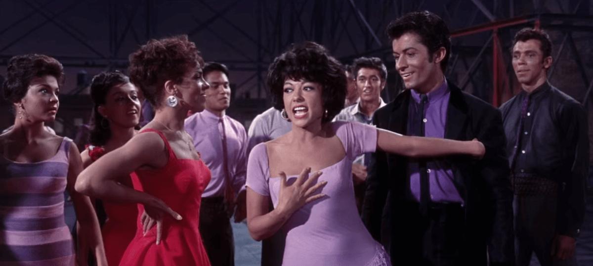 """ritamorenowestsidestory - Rita Moreno, atriz do original """"West Side Story"""", vai participar da refilmagem"""
