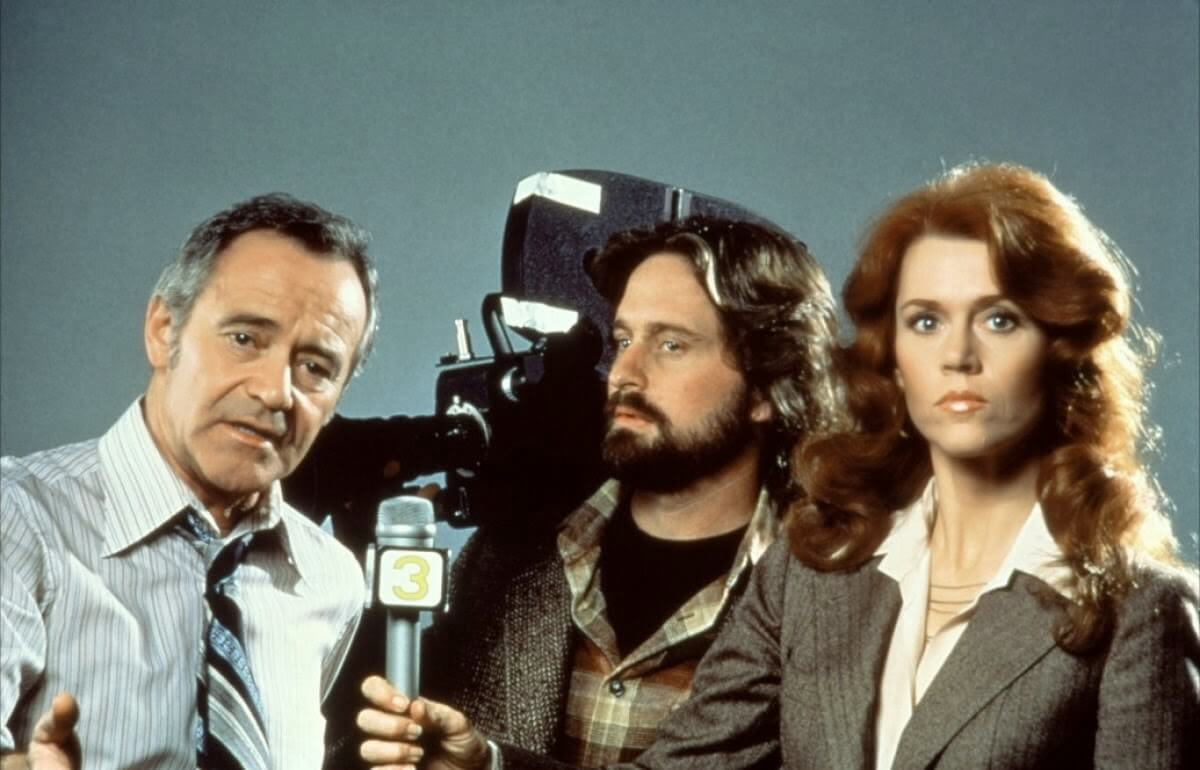 The China Syndrome Jack Lemmon Michael Douglas Jane Fonda - 4 arrepiantes vezes em que o cinema conseguiu prever o futuro