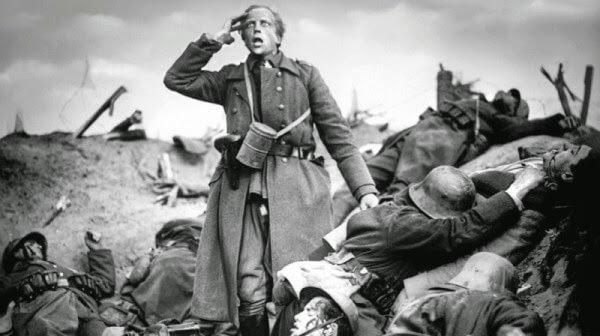 Westfront 1918 Film - Pérolas do cinema mundial que você PRECISA conhecer!