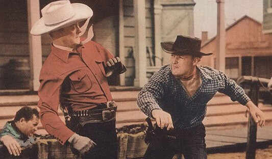 "1697348476250455118 - As 2 aventuras mais divertidas do clássico cowboy ""DURANGO KID"""