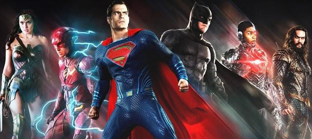 Justice League Movie Early Reactions Social Media - Todos os filmes do Universo Estendido DC, do Pior ao Melhor