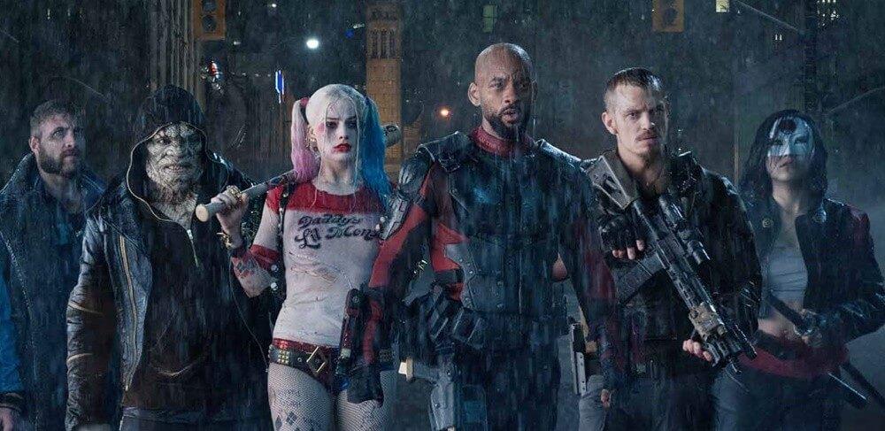 esquadrao suicida - Todos os filmes do Universo Estendido DC, do Pior ao Melhor