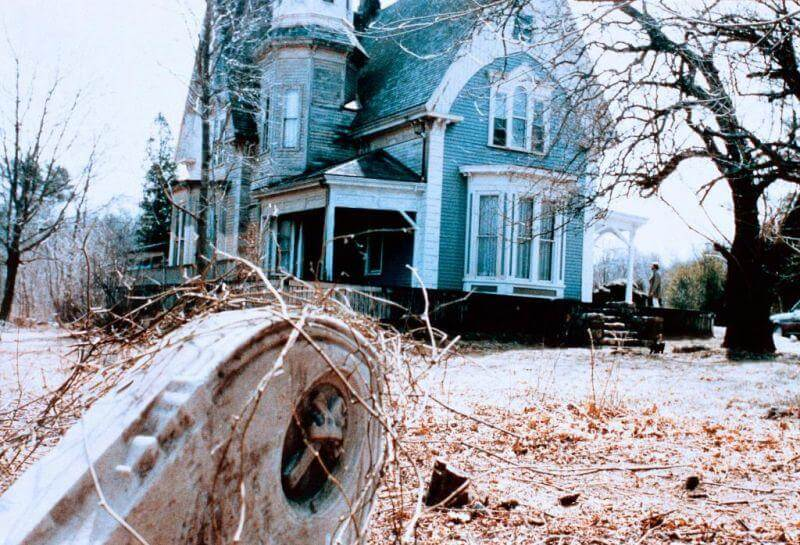 """Quella villa accanto al cimitero film - """"Trilogia do Inferno"""", de Lucio Fulci"""